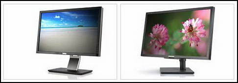 Dell UltraSharp 2209WA vs. Samsung SyncMaster F2380